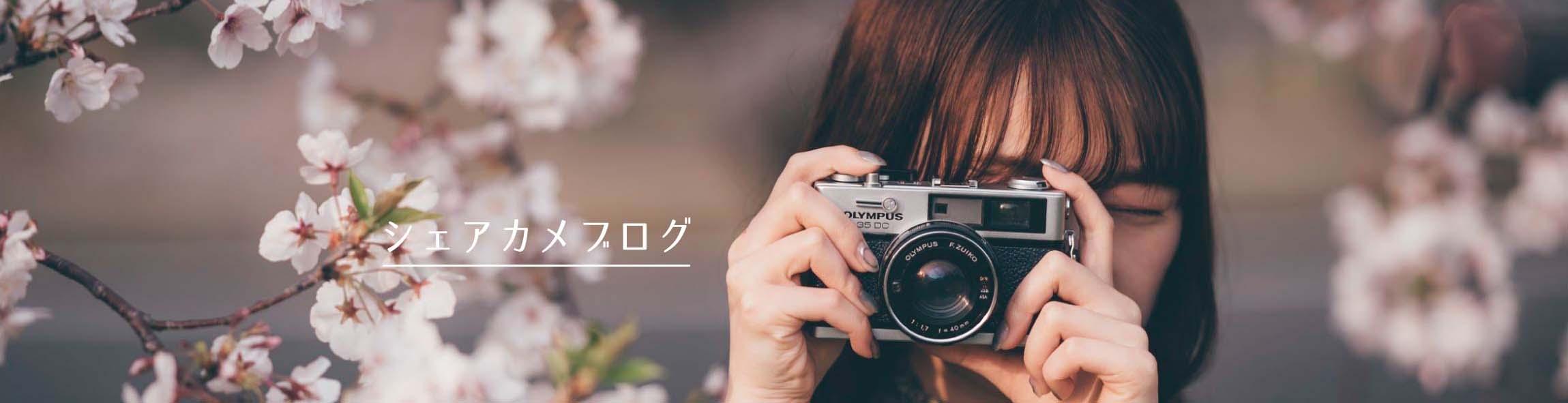 シェアカメブログ