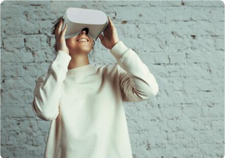 シェアカメ VRゴーグル