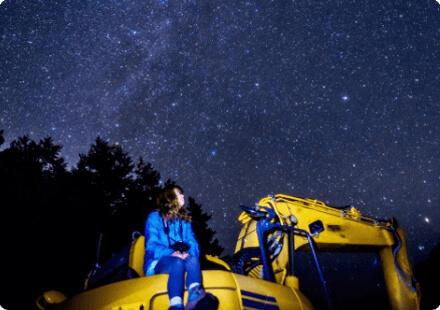 シェアカメ 夜景